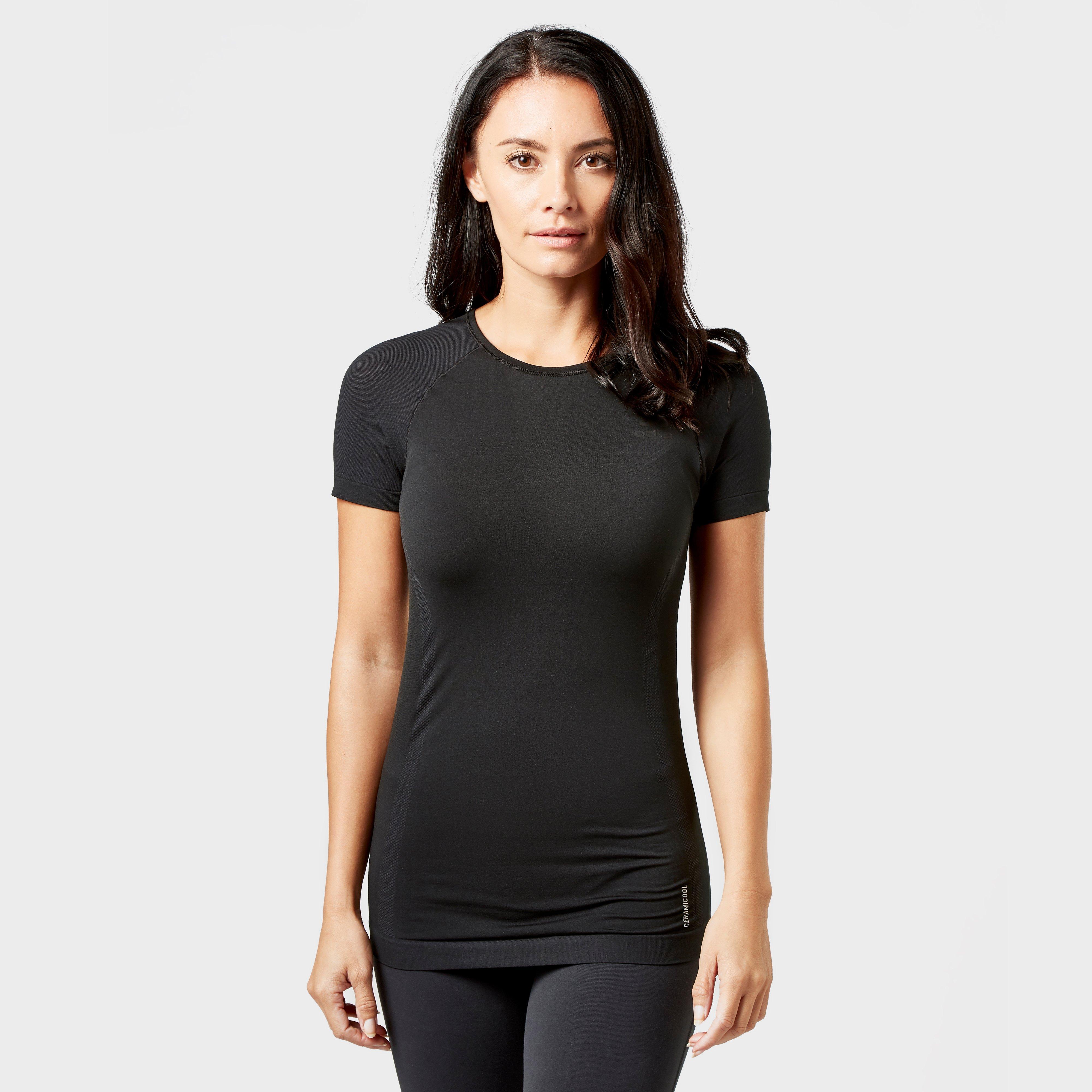 Odlo Odlo Womens Performance X-Light T-Shirt - Black, Black