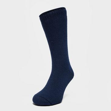 Navy Heat Holders Women's Original Thermal Socks