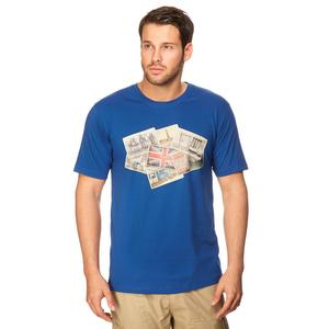 PETER STORM Men's Postcards T-Shirt