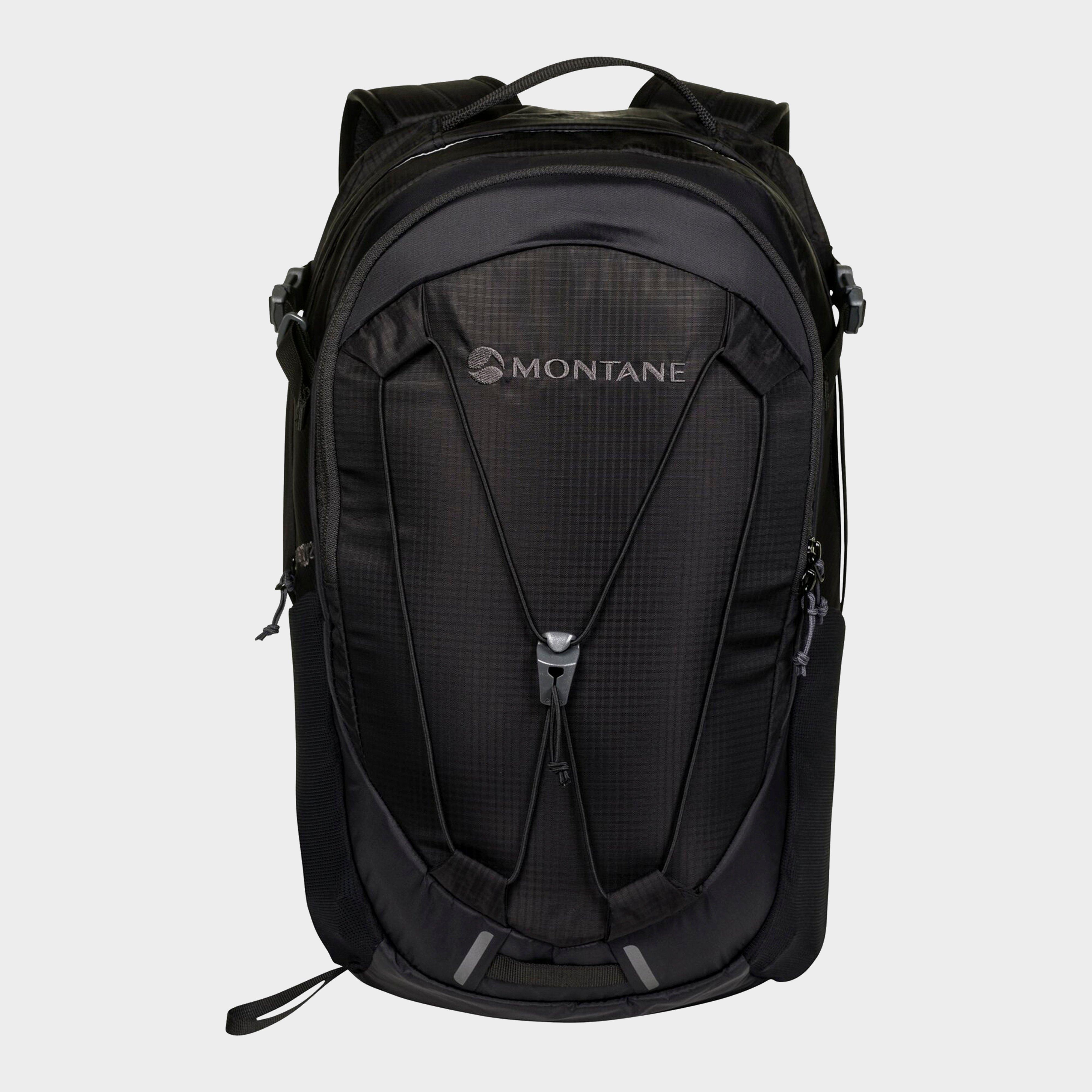 Montane Montane Synergy 20L Backpack - Black, Black