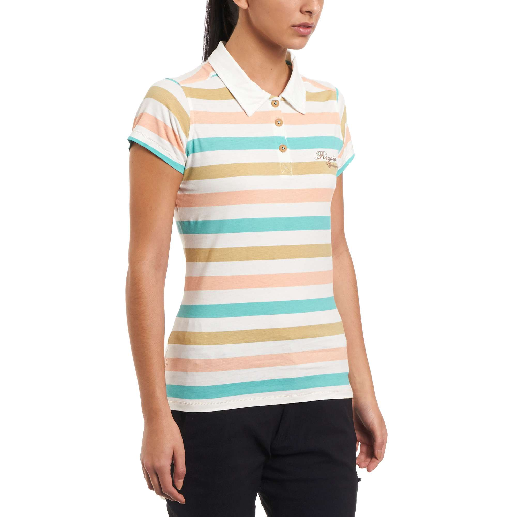 REGATTA Women's Goodluck Polo Shirt