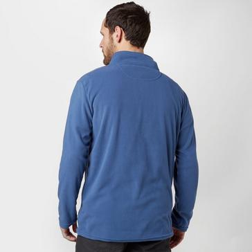 Blue Peter Storm Men's Ullswater Half Zip Fleece