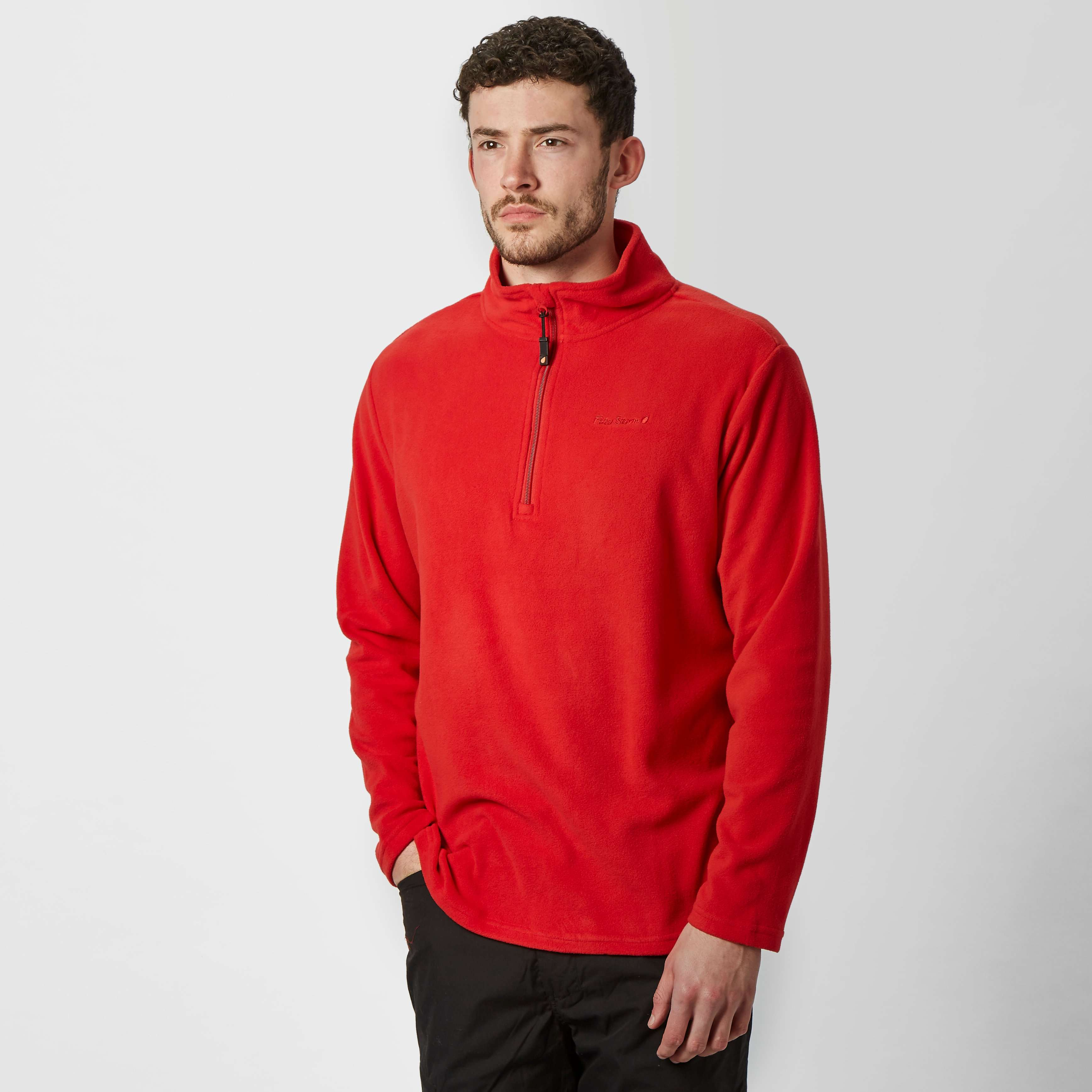 PETER STORM Men's Ullswater Half Zip Fleece