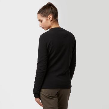 Black Peter Storm Women's Grasmere V Neck Fleece