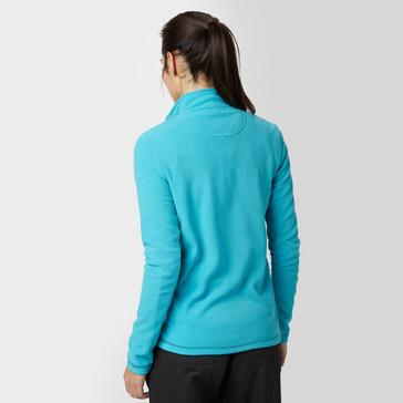 Blue Peter Storm Women's Half-Zip Grasmere Fleece