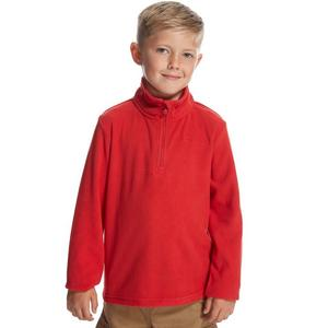 PETER STORM Kids' Unisex Coniston Half Zip Fleece