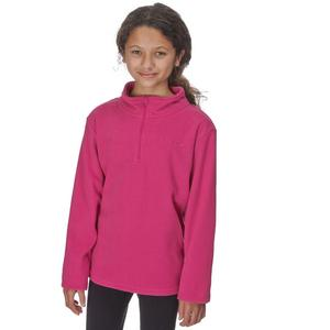 PETER STORM Girls' Half Zip Fleece