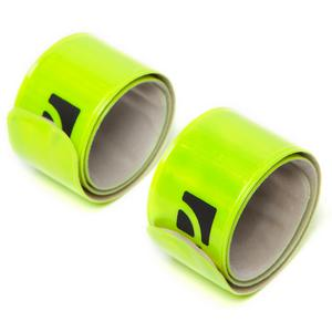 TREKMATES Active Snap-Lite Reflective Band 2 Pack