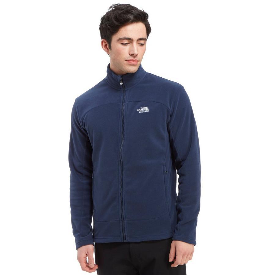 The North Face Men's 100 Glacier Full Zip Polartec® Fleece Jacket
