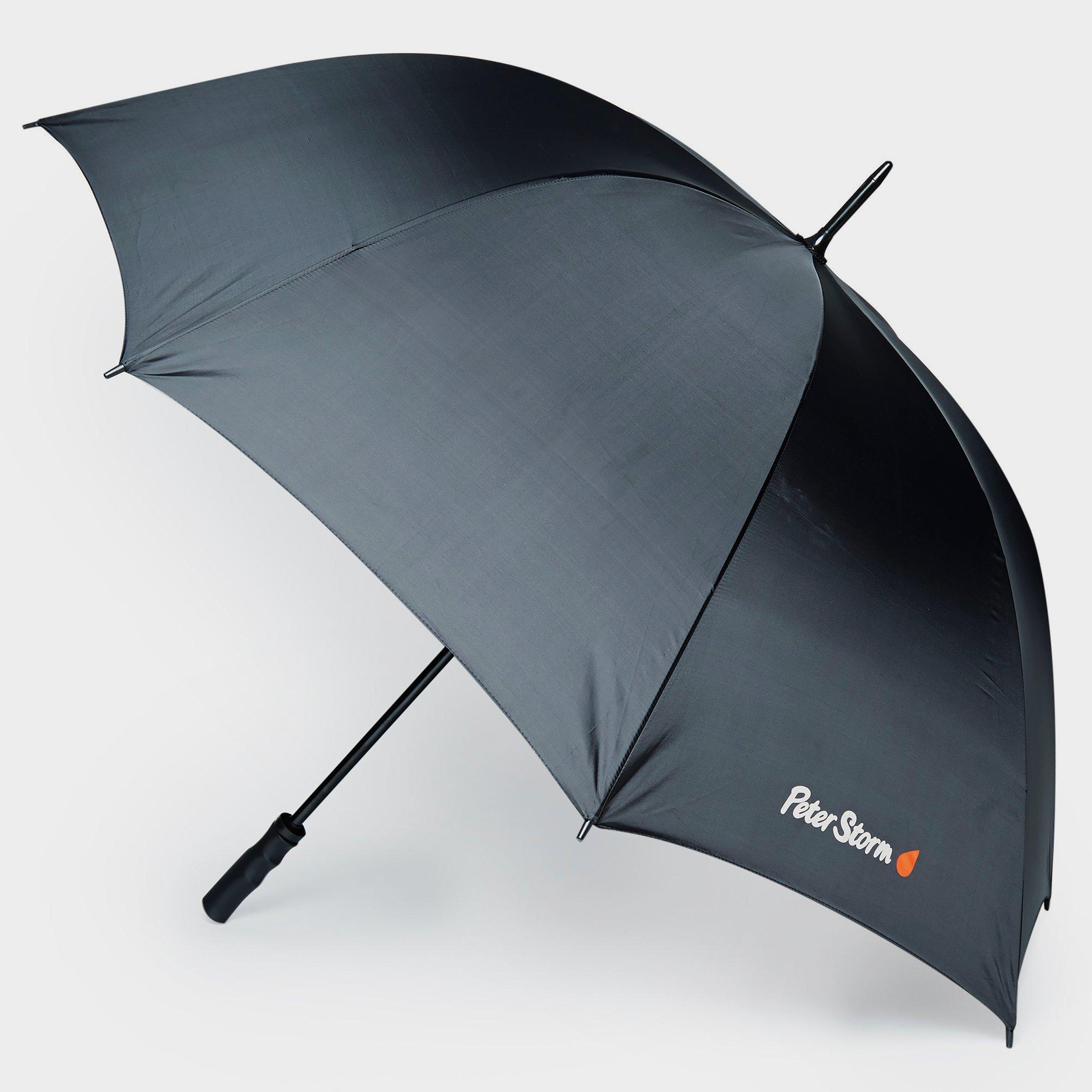 Image of Peter Storm Golf Umbrella - Black/Blk, Black/BLK