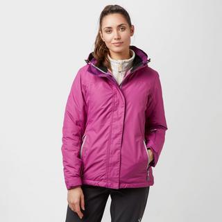 Women's Fluctuate Waterproof Jacket