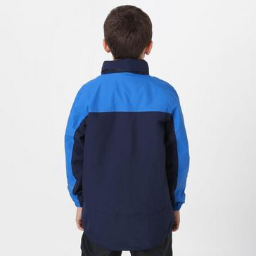 Blue Peter Storm Kids' Mercury Waterproof Jacket