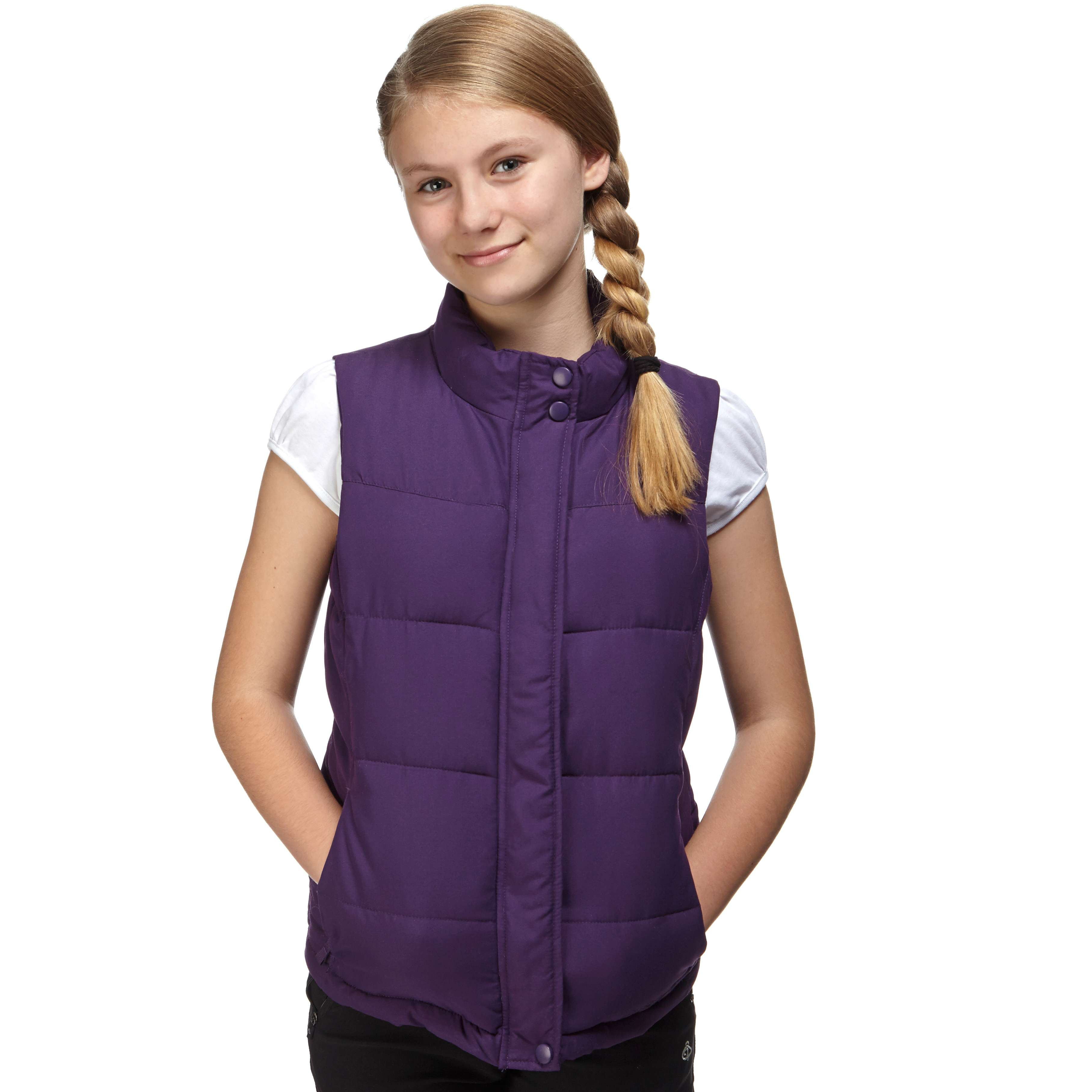 PETER STORM Girls' Everyday Insulated Gilet
