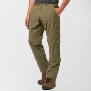 PETER STORM Men's Ramble Double Zip Off Trousers - Long