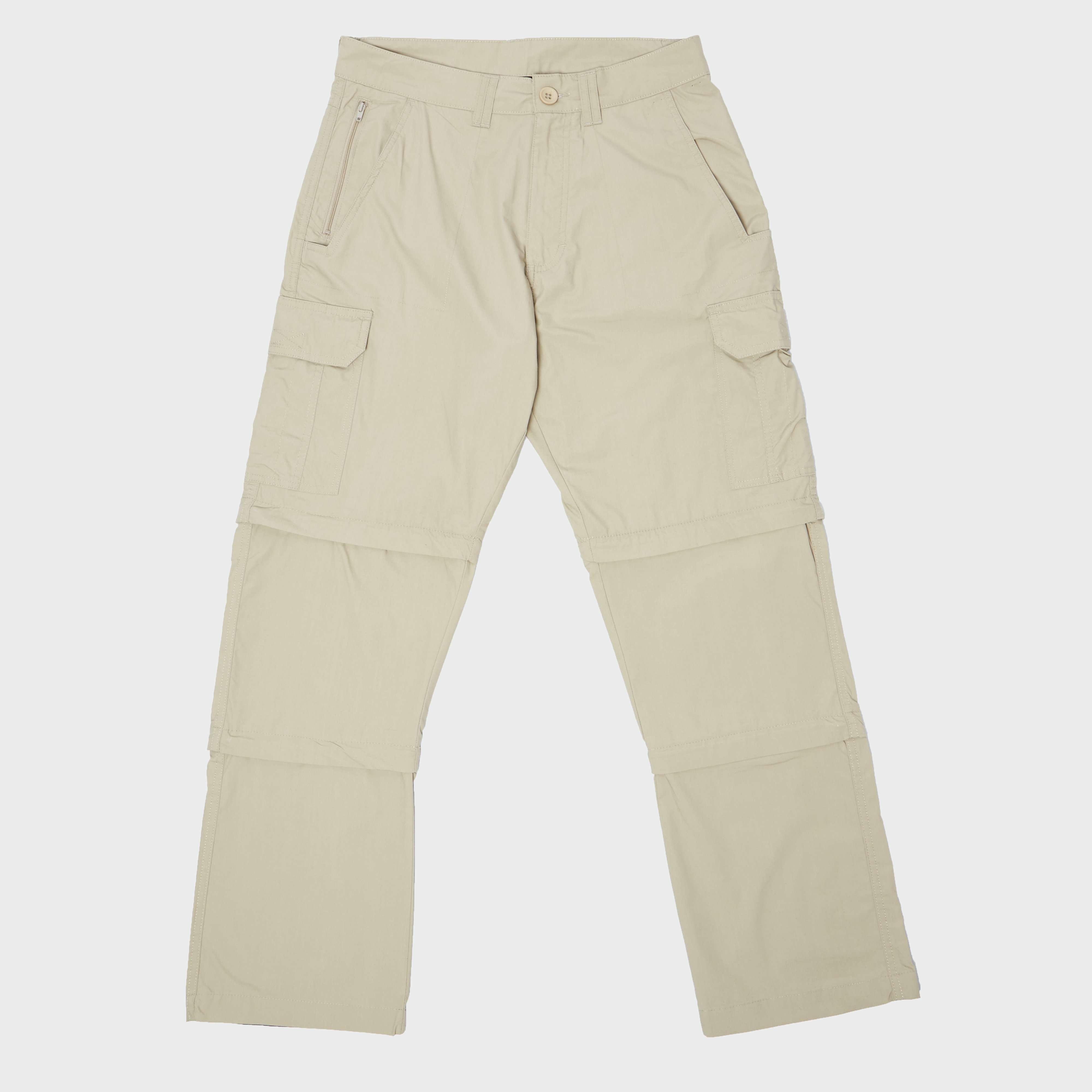 PETER STORM Men's Ramble Double Zip-Off Trousers (Short)