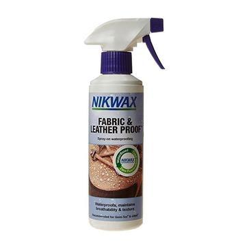 Multi Nikwax Fabric and Leather Reproofer Spray 300ml