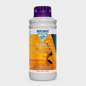 Blue Nikwax TX. Direct® Wash-In 1L