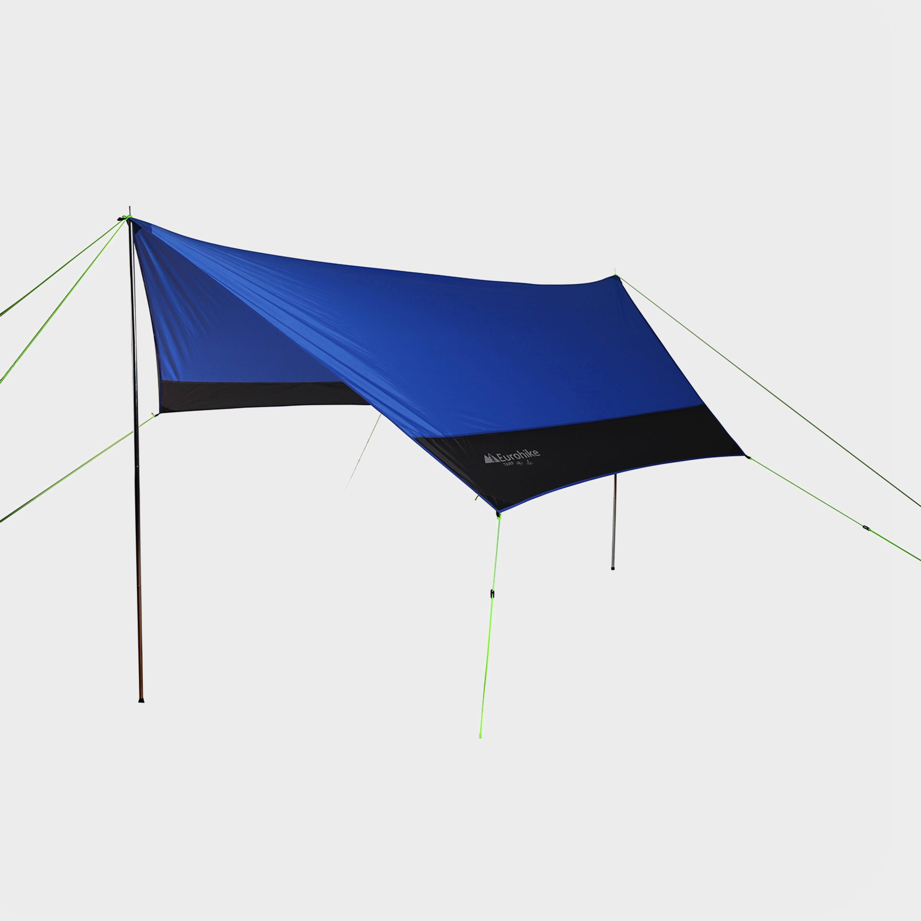 Blue EUROHIKE Tarp ... & Tent Extensions Canopies u0026 Annexes | Millets