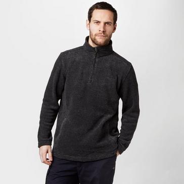 Black Peter Storm Men's Keswick Half Zip Fleece