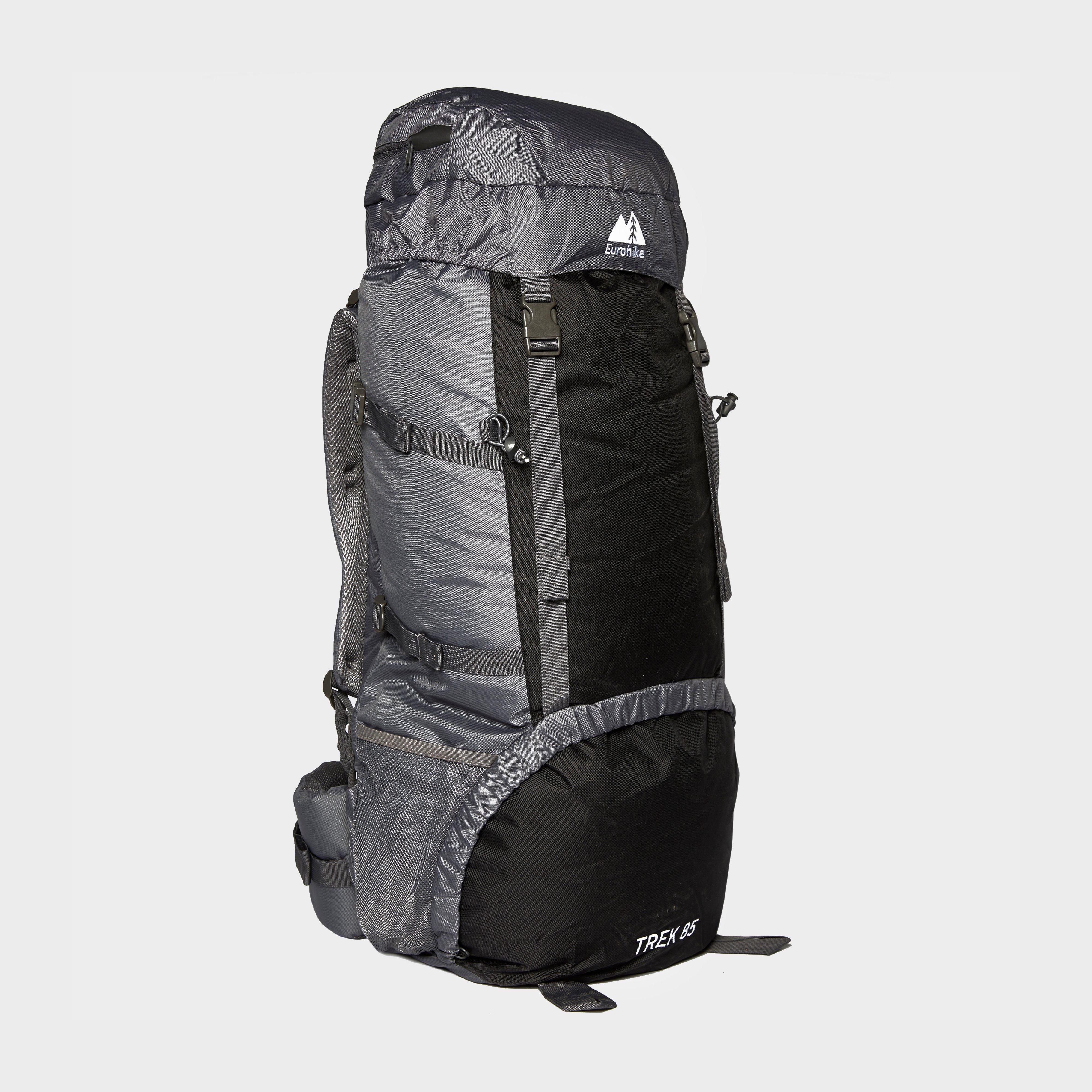 Eurohike Eurohike Trek 85L Backpack - Grey, Grey