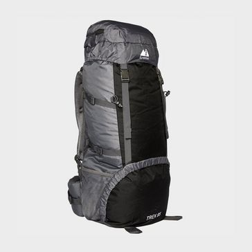 799fe92d9c46 Grey EUROHIKE Trek 85 Litre Backpack