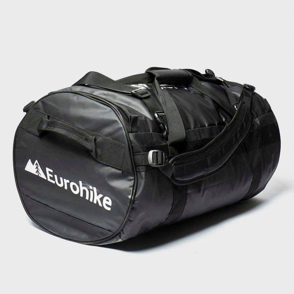 Eurohike Eurohike Transit 65L Cargo Bag - Black, Black