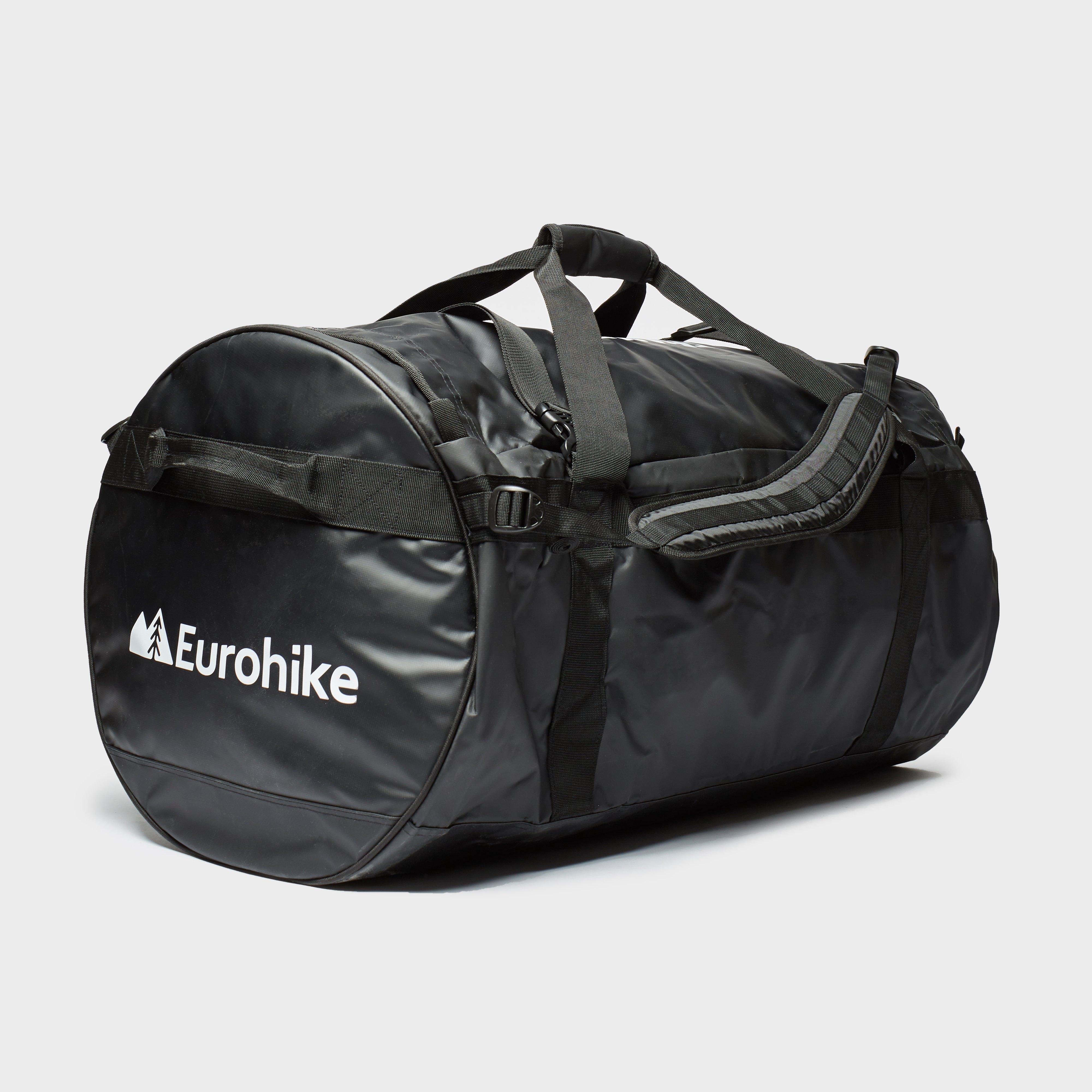 Eurohike Eurohike Transit 120L Cargo Bag - Black, Black