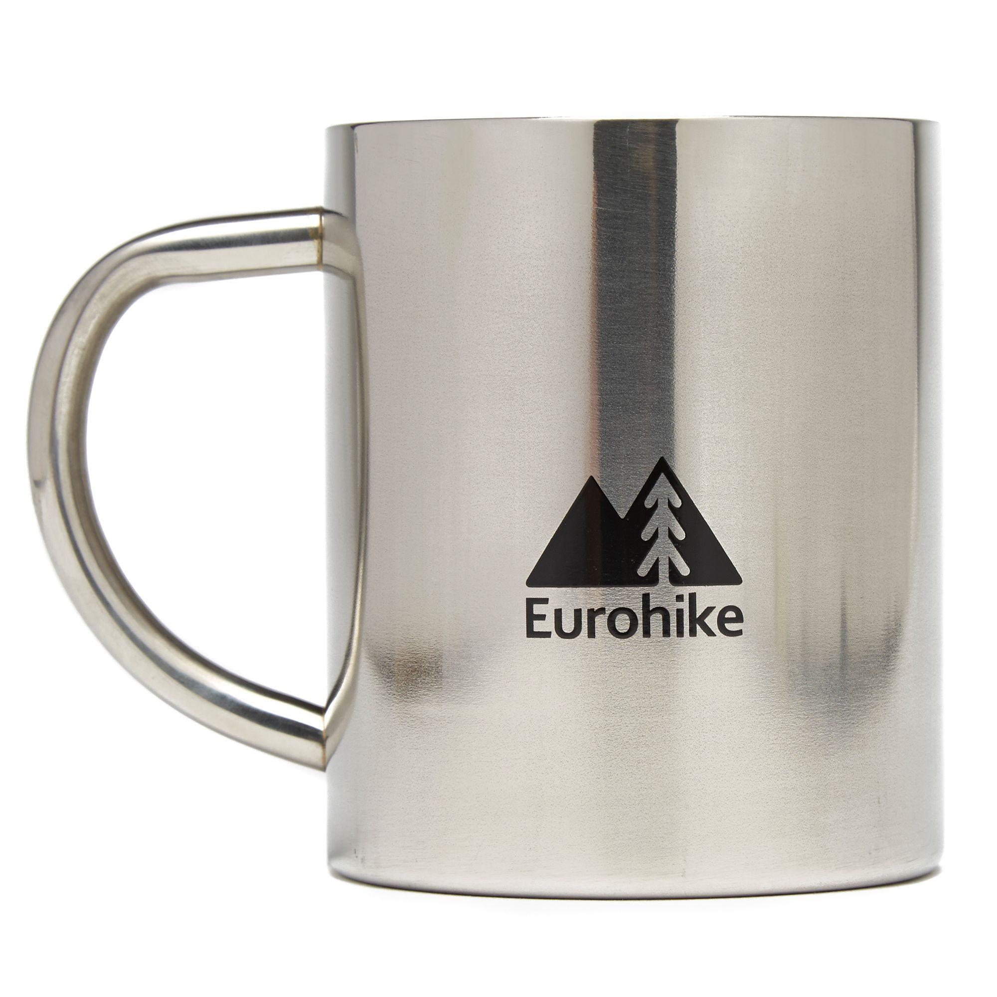 EUROHIKE Stainless Steel Brew Mug