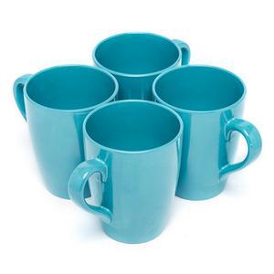 EUROHIKE Bamboo Mugs (4 Pack)