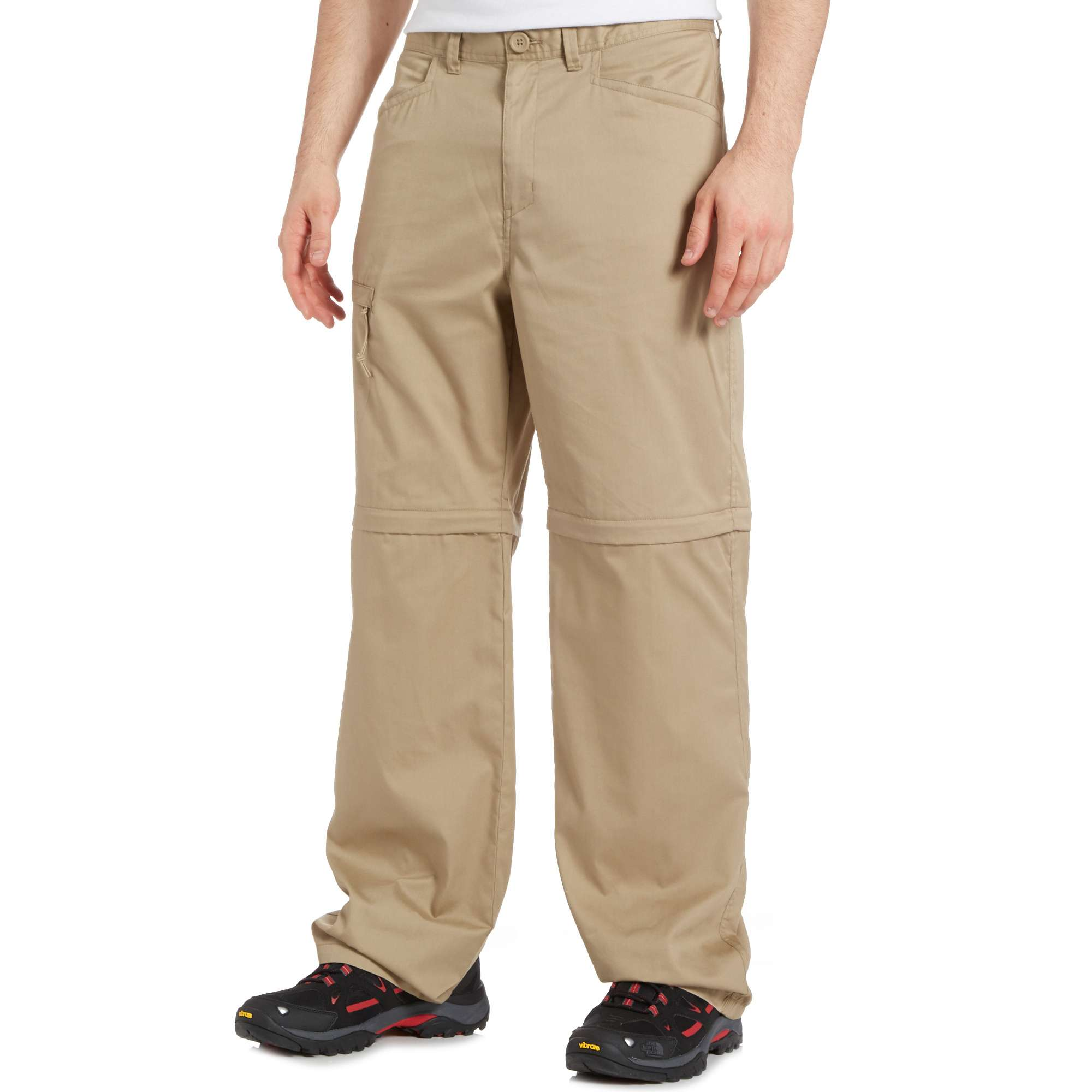 PETER STORM Men's Ramble Convertible Trousers - Regular