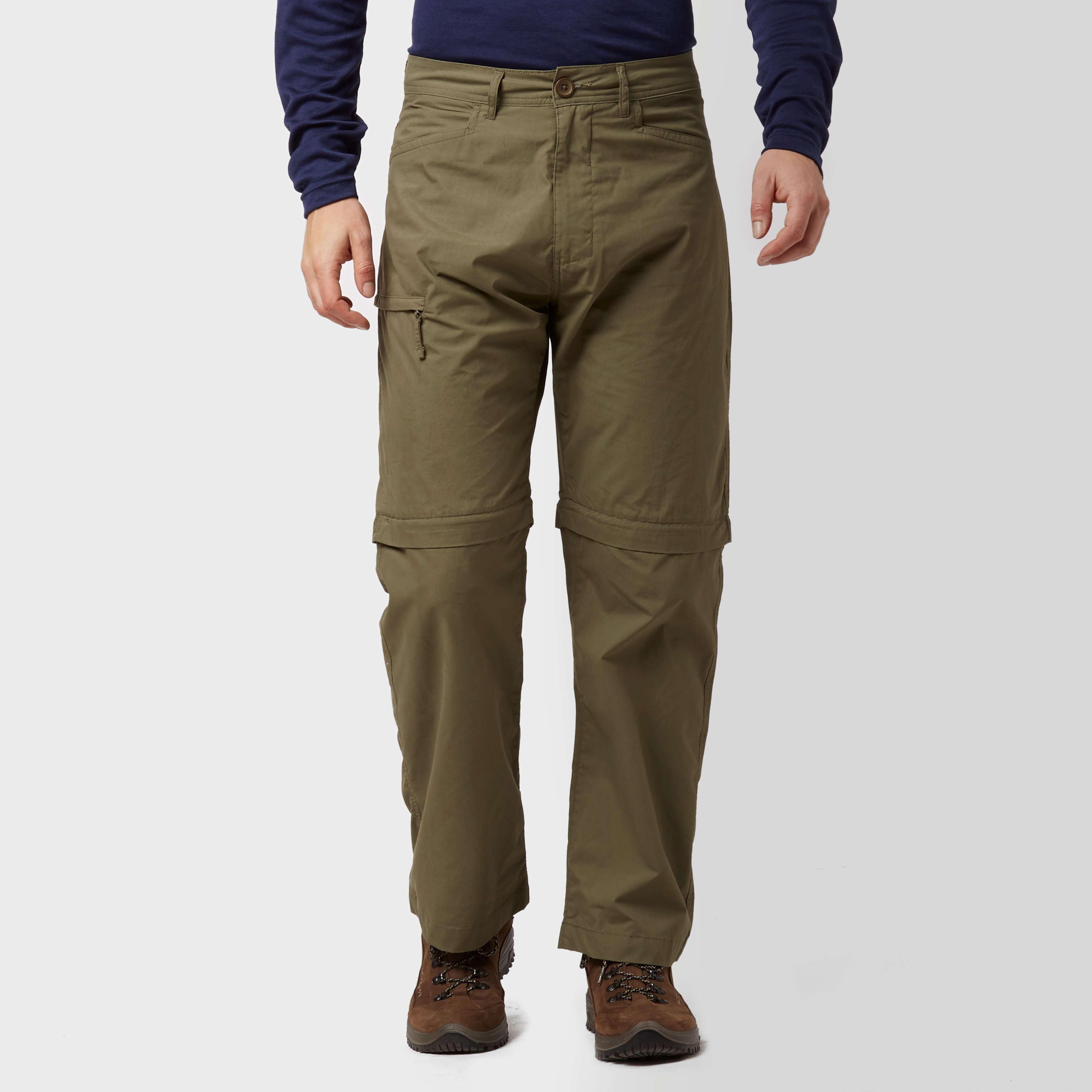 PETER STORM Men's Ramble Convertible Trousers - Short
