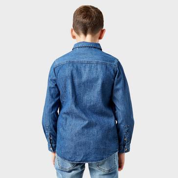 Blue Lighthouse Kids' Elliot Shirt