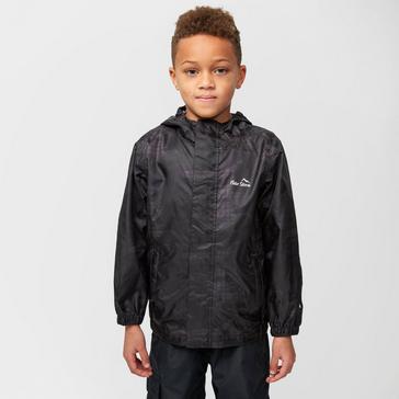 Grey|Grey Peter Storm Kids' Camo Packable Jacket