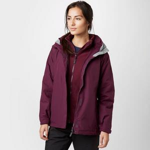 PETER STORM Women's Lakeside 3 in 1 Waterproof Jacket