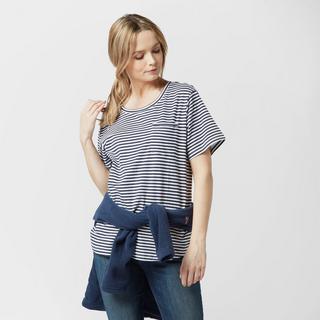 Women's Angel Stripe T-Shirt