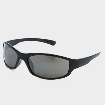 a918d193d86 Black PETER STORM Men s Sport Wrap-Around Sunglasses ...