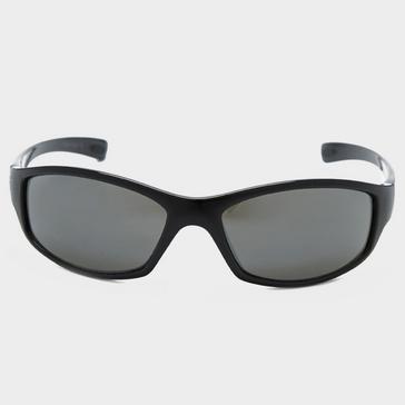 Black Peter Storm Men's Sport Wrap-Around Sunglasses