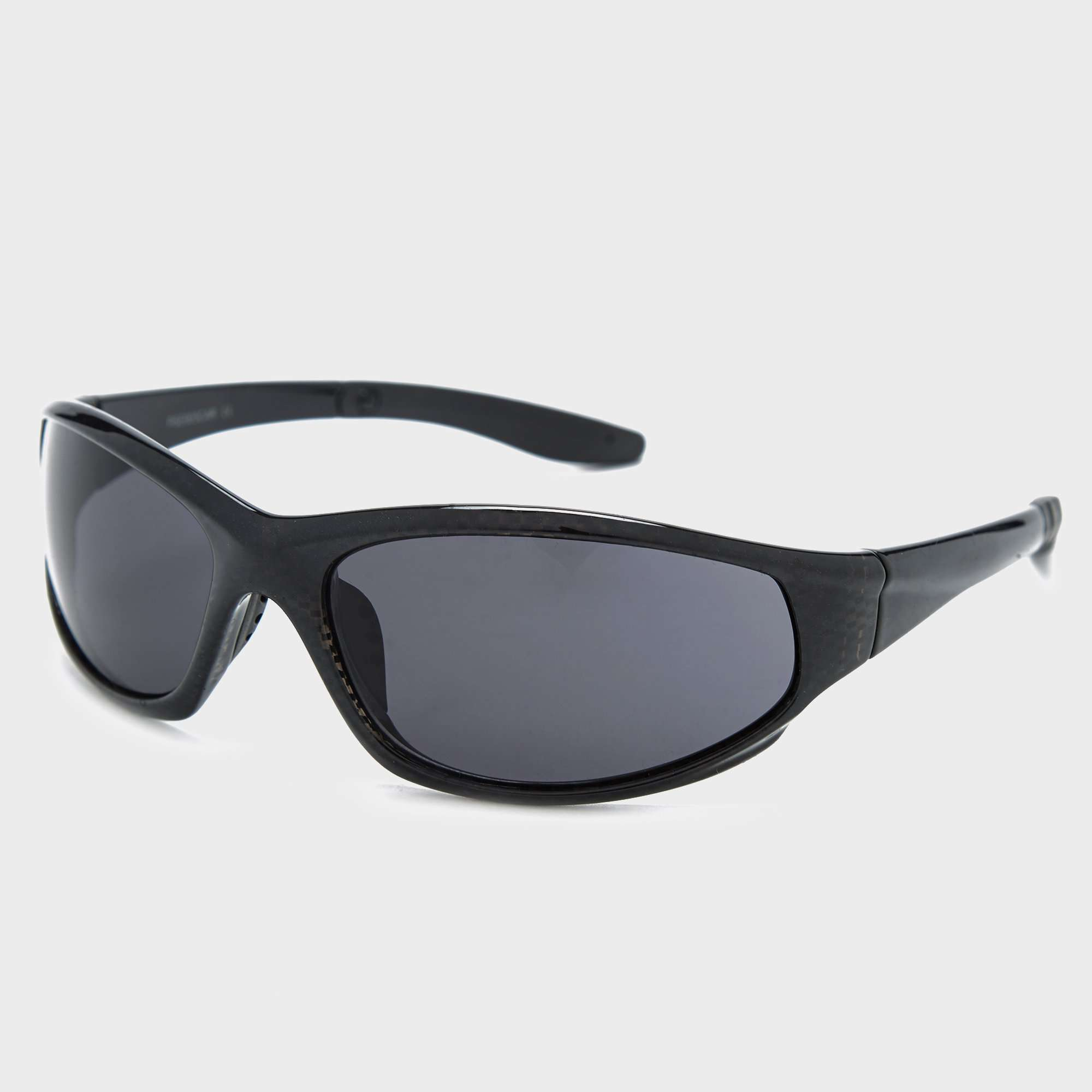 PETER STORM Men's Check Sport Wrap Sunglasses