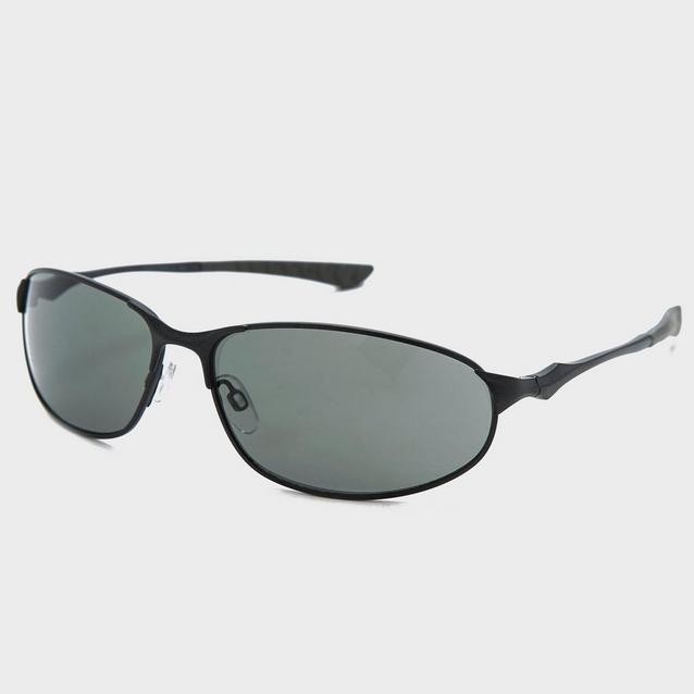 Peter Storm Men's Oval Metal Full Frame Sports Sunglasses