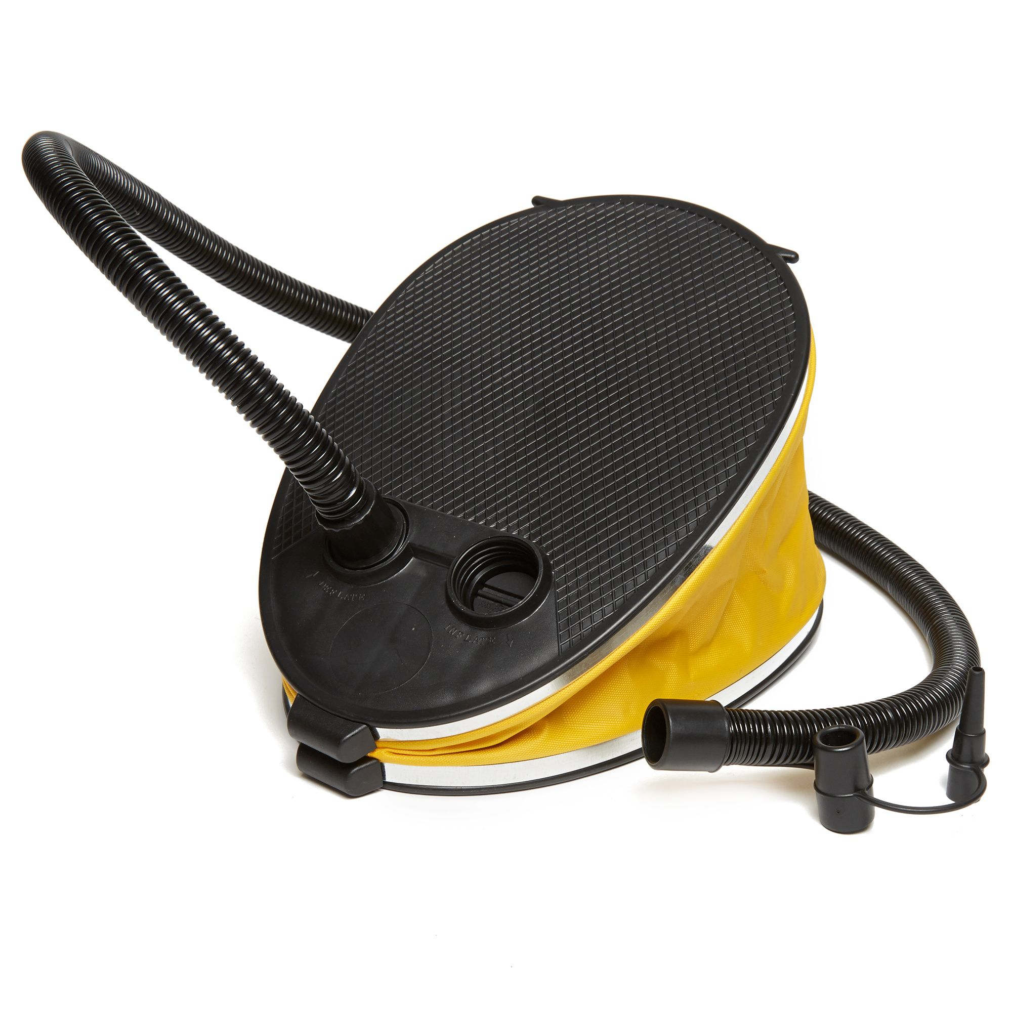EUROHIKE 3L Bellows Foot Pump
