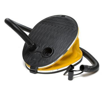 N/A Eurohike 5L Bellows Foot Pump