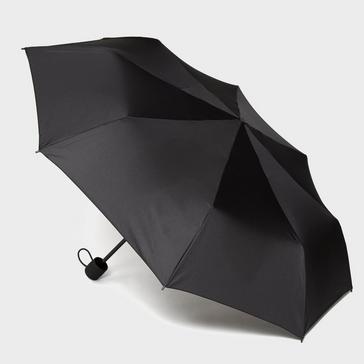Black Fulton Hurricane Umbrella