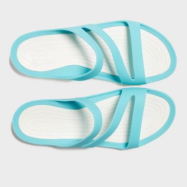Blue Crocs Women's SwiftWater™ Sandals