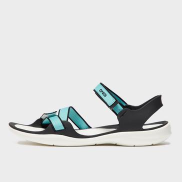 Blue Crocs Women's SwiftWater™ Webbing Sandals