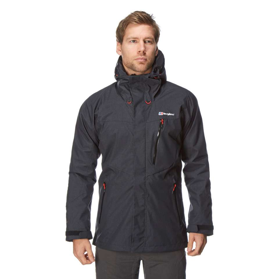 ... BERGHAUS Men's Ruction 3 in 1 Jacket ...
