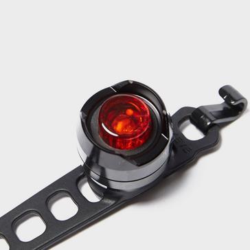 Black Cateye Orb Rear Bike Light