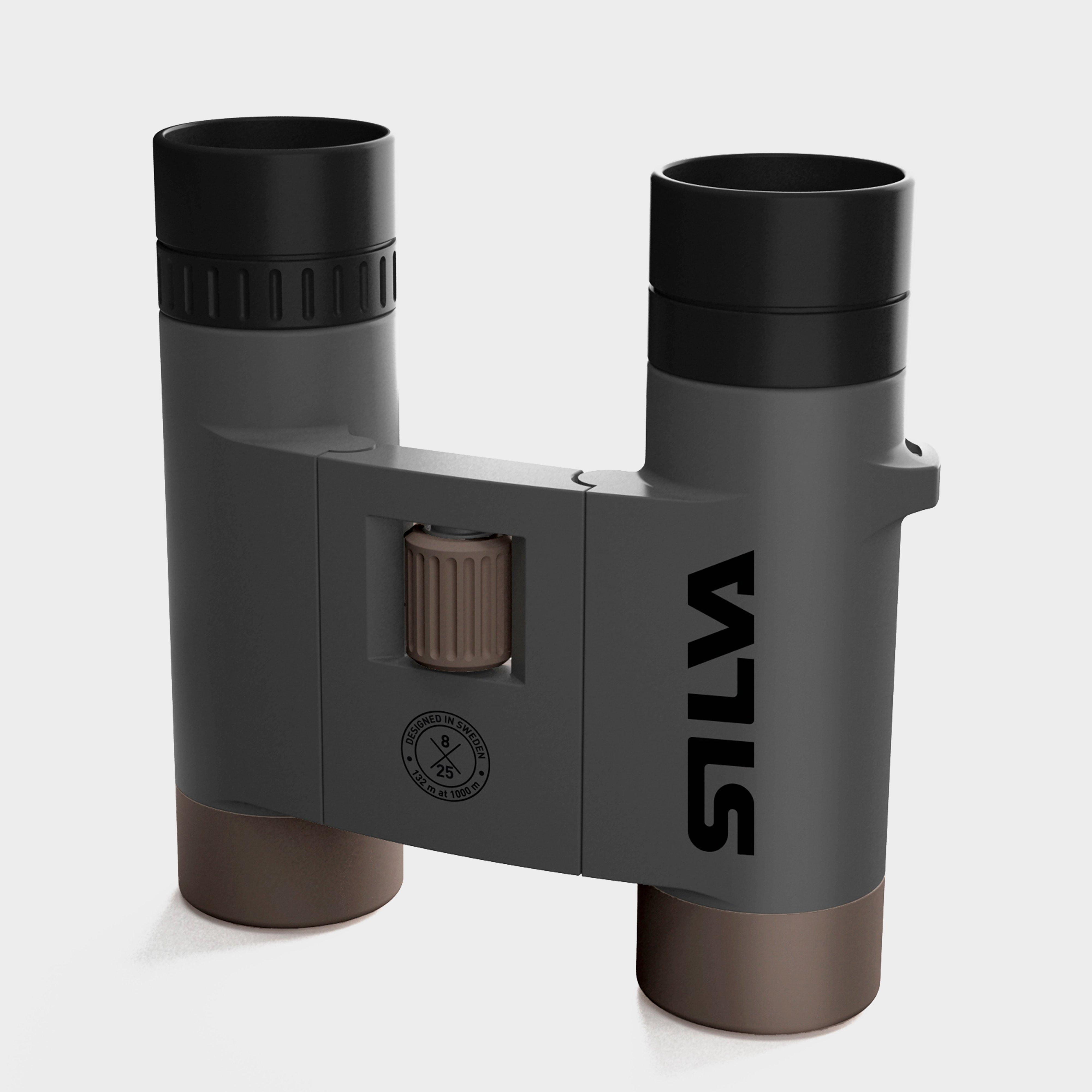 Silva Scenic 8 Binocular, Grey