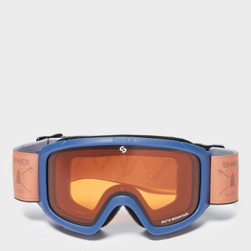 f112187eb48c Navy SINNER Duck Mountain Kids  Goggles ...
