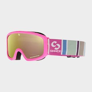 Kids' Duck Mountain Ski Goggles