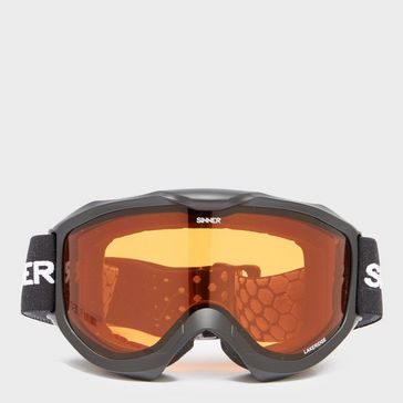551ed04d68d Black SINNER Lake Ridge Ski Goggles ...